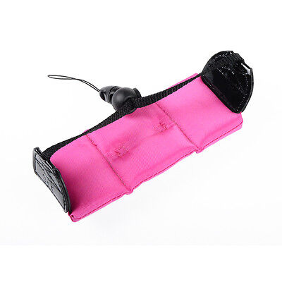Photo Pink Floating Hand Wrist Arm Strap Underwater WaterProof for Camera DSLR