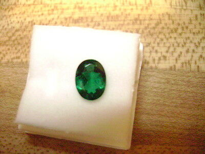 Lab Grown Emerald Oval 6mm x 4mm Lot of 10 Stones Ebays Best Deal