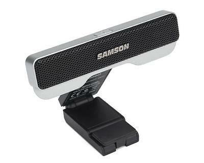 Samson Go Mic Connect- Stereo Microphone for your PC/Mac or iPad/iPhone