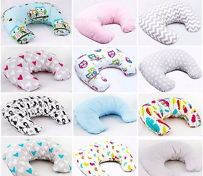 Deluxe Breast Feeding Maternity Pregnancy Nursing Pillow Cover Baby Support