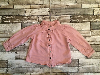 netx baby girls shirt 18-24m