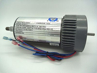 2.8 HP / 2.6 HP Cont. Icon Treadmill Motor, for NordicTrack, ProForm, Gold's Gym