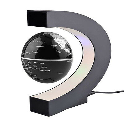 Magnetic Levitation Floating Earth Anti-Gravity Globe Home Lighting Decoration