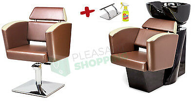 !PROMOTION! Professional Hairdressing Furniture Backwash and Chair NEO