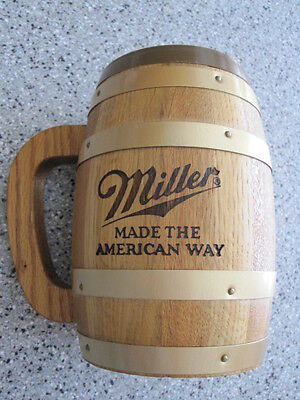 Miller woud Stein Made the American way