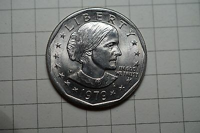 1979D USA Susan B Anthony Dollar
