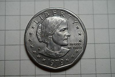 1979S USA Susan B Anthony Dollar