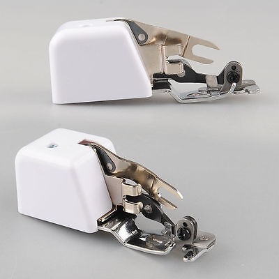 1 Side Cutter Overlock Presser Foot Feet Sewing Machine For Brother Juki Kenmore