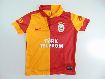 2012 2013 Nike Galatasaray Istanbul home shirt jersey soccer classic retro XS