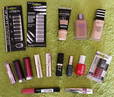 Lot maquillage GEMEY et L'OREAL NEUF