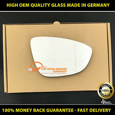 Right hand Driver side for Porsche 914 69-72 wing mirror glass
