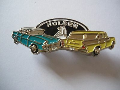 Holden EK FB - Top Quality Lapel Pin Badge - biker car men's shed sports