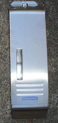Kimberley Clark Professional Grade Stainless Steel Toilet Tissue Holder no 4405A