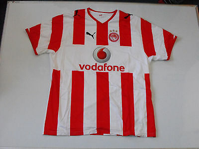 Olympiacos Home Shirt 2008-2009