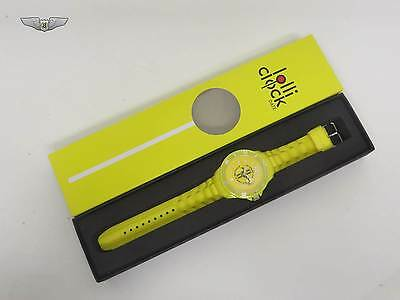 Ford Lifestyle Collection New Genuine Ford Mustang Lolliyellow Watch 36200364