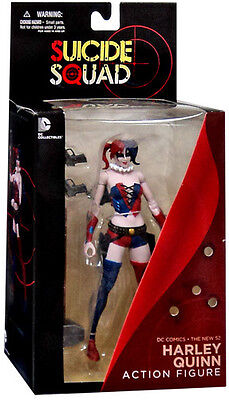 Dc Comics The New 52 Harley Quinn Suicide Squad Action Figure