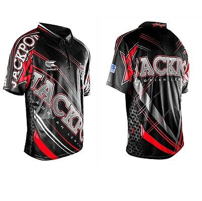Adrian Lewis Cool Play Authentic Replica Dart Shirt by Target - All Sizes - 2017