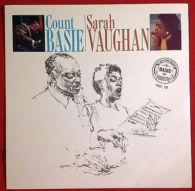 Sarah VAUGHAN with Count BASIE and His Orchestra - LP - MUS