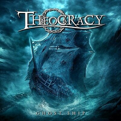 Ghost Ship - Theocracy (2016, CD NEU)
