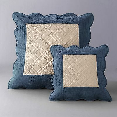 La Redoute Two-Tone Quilted Pillowcase