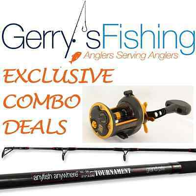 Anyfish Anywhere Tournament Grand Prix Combo With Penn 525 Mag2