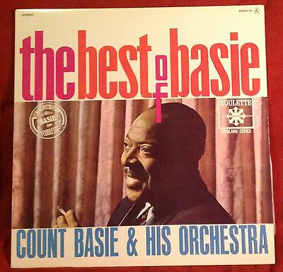 Count BASIE and His Orchestra - The Best of Basie - LP - MUS