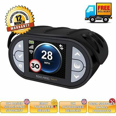 Road Angel Gem + Plus Gps Fixed Speed Camera Laser Detector