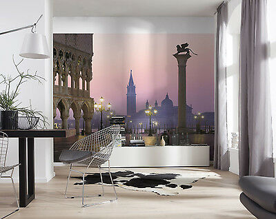 GIANT Wall Mural Photo Wallpaper SAN MARCO VENICE Home Decor Art 368x254cm