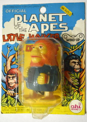 Planet Of The Apes LITTLE WALKER - DR. ZAIUS 1967 FACTORY SEALED AHI MOC Rare