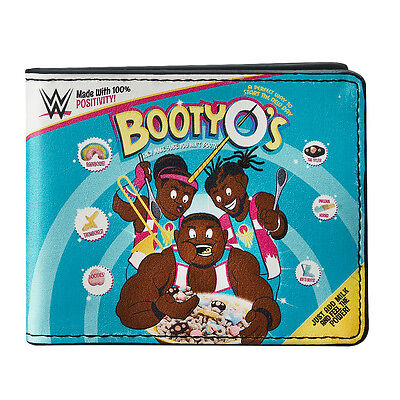 Wwe The New Day Booty-O's Wallet New