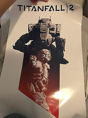 Titanfall 2 Poster *exclusive*