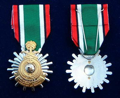Full Size ORIGINAL Medal for Liberation of Kuwait -SAUDI ARABIA issue by Spink
