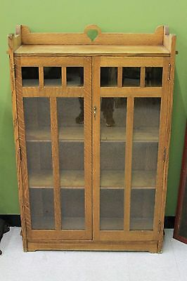 Rare Stickley Brothers Bookcase