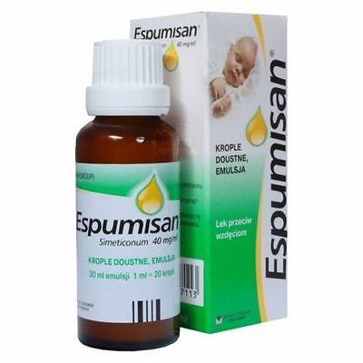 Espumisan® L Baby Anti Colic Drops Meteorism Stomach Aches Colic 30ml