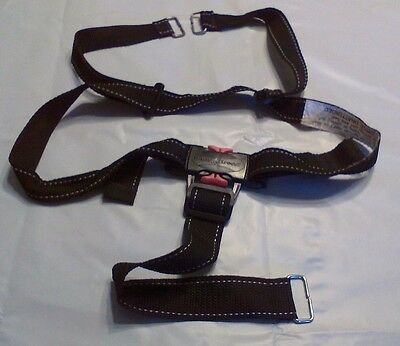 Baby Trend Sit N Stand Double Stroller Replacement Rear Seat Belt Harness Strap