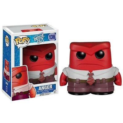 Pop Collection Vice Versa / Inside Out - Anger Pop 10cm