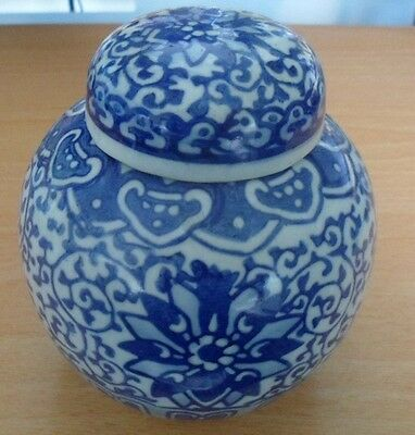 Old Chinese porcelain cup,hand-made in blue/white+collector exhibit*****