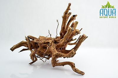 (A-2280) Red Moor Aquarium Wood(Bogwood)Size L