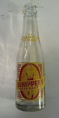 "Rare Canadian (Toronto) ""whipper ""billy"" Watson"" 7 Oz (Leg Trip) Red/yellow Acl"