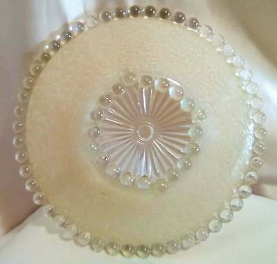 Art Deco Frosted Glass Cream Bubble Light Shade 11.5""