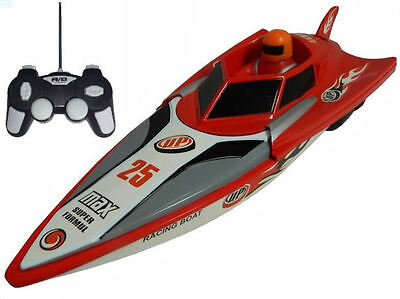 Radio Remote Control Speed Boat Single Seat Racer Twin Propellers
