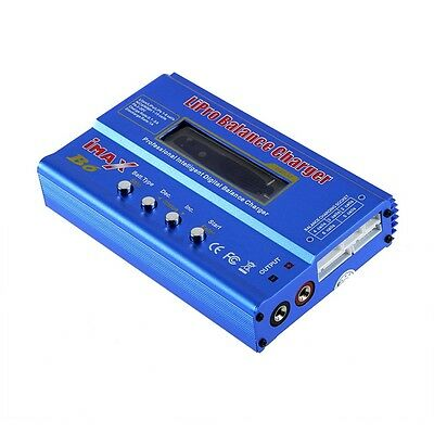 iMAX B6 Lipo NiMh Li-ion Ni-Cd RC Battery Balance Digital Charger Discharger BB