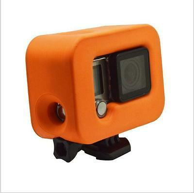 Waterproof Floating Foam Protective Case Cover for Gopro Hero 3 4 Session Camera