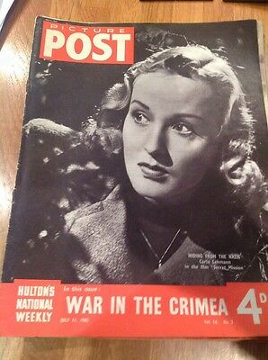 Picture Post Magazine - July 11th 1942 War In The Crimea