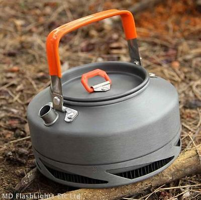 Fire Maple Fmc-Xt1 Folding Lightweight Heat Exchanger Kettle Bushcraft Camping
