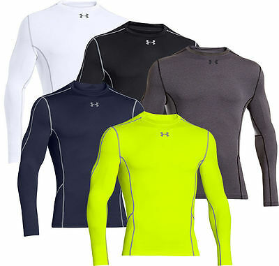 Under Armour Mens  Evo Pro Hybrid Compression Base Layer Coldgear