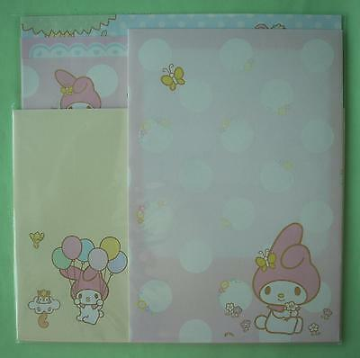 Sanrio My Melody 3 Designs Letter Sets 2011C
