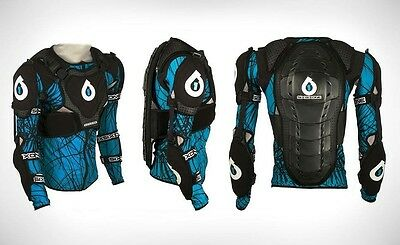 661 Sixsixone Pressure Motocross Mtb Bike Protection Suit Chest Armour