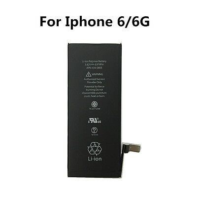 For iPhone 6 G Internal Replacement Battery 1810 mAh 0 Cycle APN 616-0805