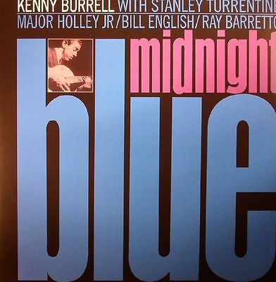 BURRELL, Kenny - Midnight Blue - Vinyl (180 gram vinyl LP)